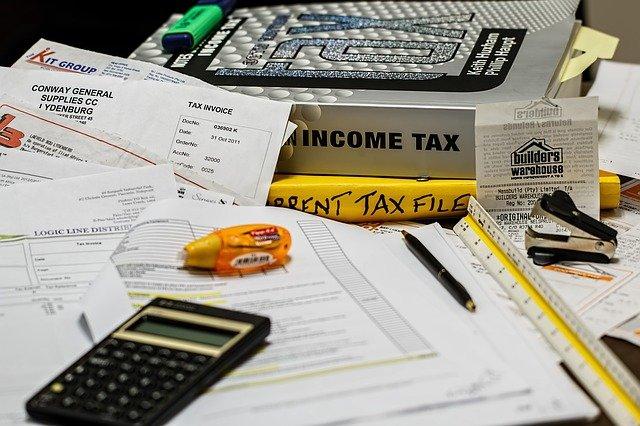 Jak všechny příjmy správně zahrnout do přiznání?