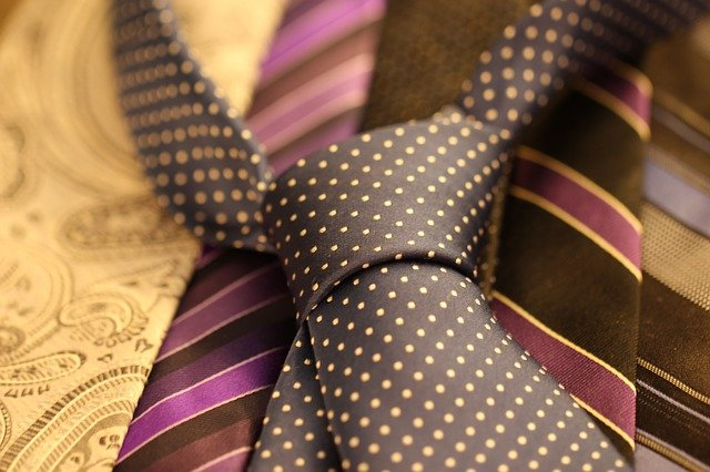 moderní kravaty