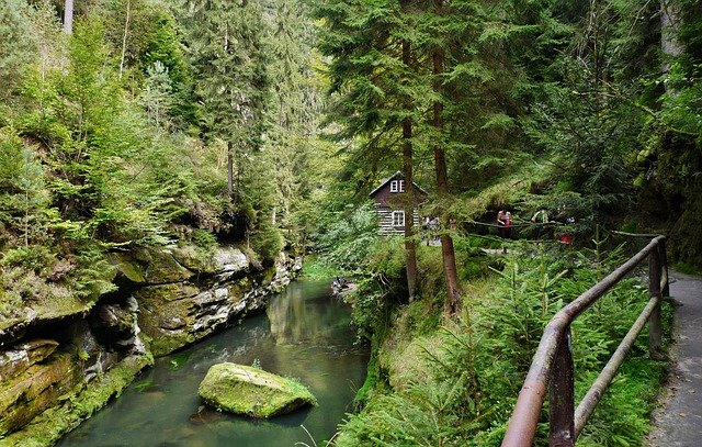Česko-saské Švýcarsko a jeho nejkrásnější místa