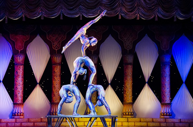 akrobati cirkusu